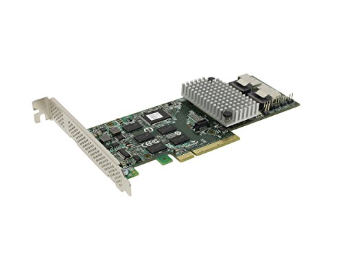 Kalea-Informatique-Scheda controller PCIe 2.0SAS + SATA-8porte-Raid 0/1/10/6-MegaRAID 9261-8I-memoria cache 512M-Microsoft® Windows® 2000, 2003, XP32/64, 2008, Vista32/64, Seven, 8, 8.1e 10(32/64)-, Linux® (Suse®, Red Hat®), Solaris®, vmware®
