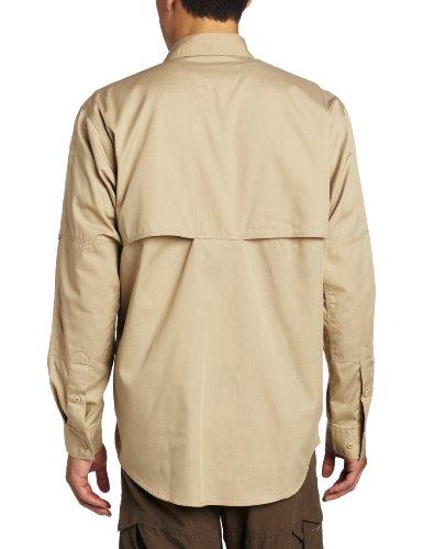 5.11 Herren Langarmshirt TacLite Professional Beige - TDU Khaki_162