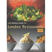 The Rough Guide London Restaurants 5 (Rough Guide to London Restaurants)