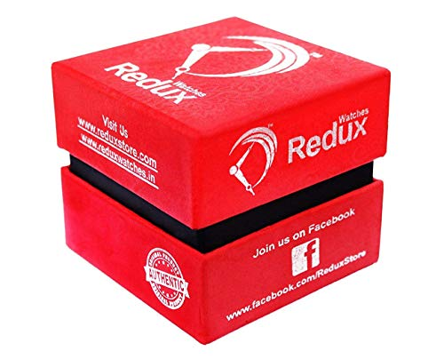 Redux Analogue Silver Dial Men's Watch - RWS0192S