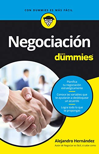 libro y ebook sobre negociación para principiantes