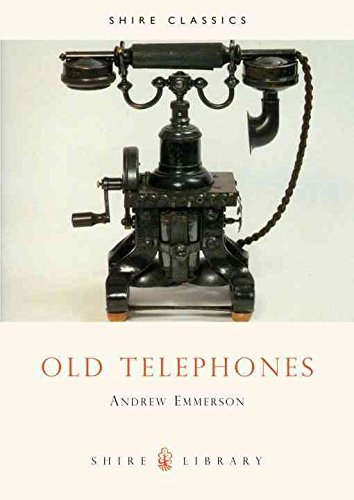 [(Old Telephones)] [By (author) Andrew Emmerson] published on (November, 2010)
