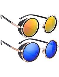 Killstar Brille Steampunk Goth Sonnenbrille