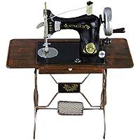 Goney Artesanía Decoración Creativa Modelos de máquina de coser Vintage Retro Accesorios de fotografía de hierro