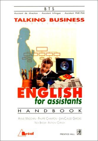Talking Business: Eng for Assistants par MADOYAN ET AL