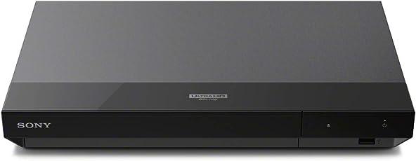 Sony UBP-X500 4K Ultra HD Blu-ray Disc Player (Dolby Atmos, HDMI)