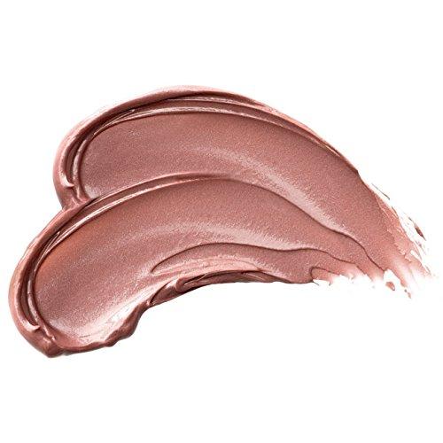 Burt's Bees 100% Natural Glossy Lipstick, Peony Dew
