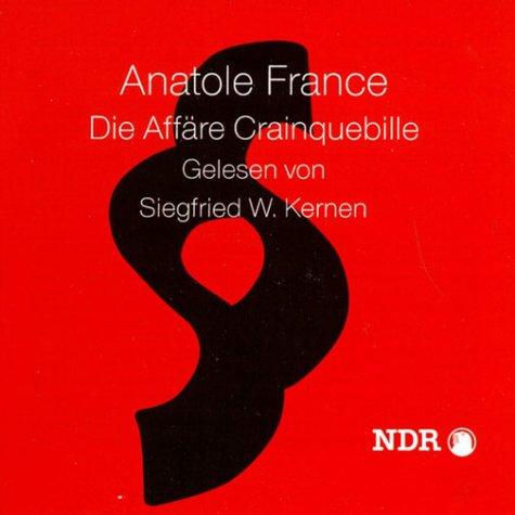 Die Affäre Crainquebille, 1 Audio-CD