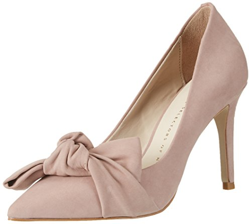 Bronx Damen BX 1245 Bcotex Pumps, Pink (Powder), 39 EU
