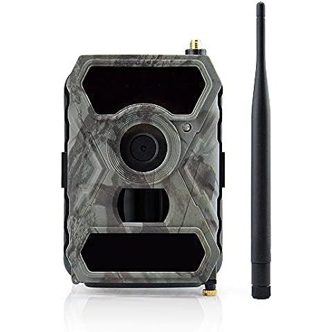 3.0CG willfine rete 3G fauna selvatica Foresta fotocamere 3G caccia gioco fauna selvatica per fotocamere caccia Gear