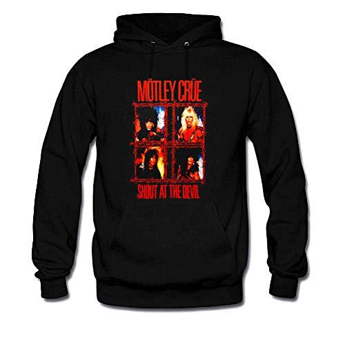 Motley Crue Shout at The Devil Men's Hoody