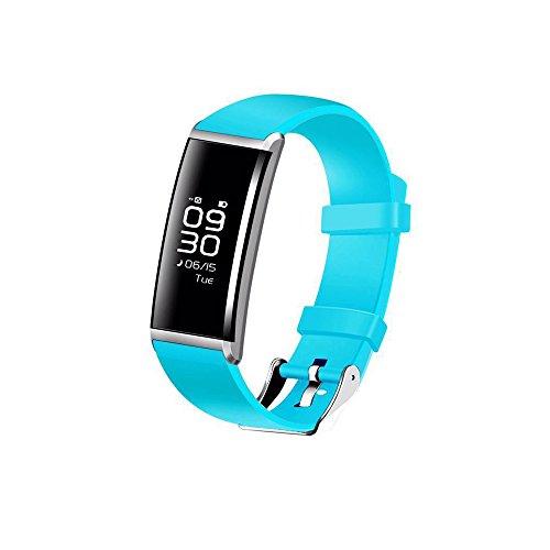 OPAKY Smart Watch-Armband Sport Smartband/Bluetooth-Headset für Kinder, Damen, Männer