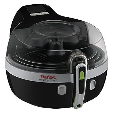 Tefal - YV9601 - Friteuse, 1550 watts, Noir