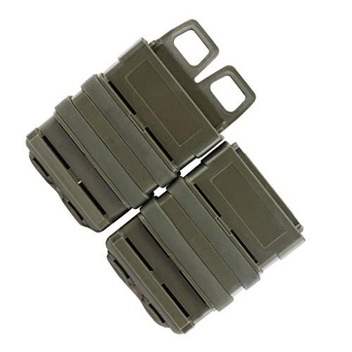 Preisvergleich Produktbild lindahaot MG-02 Outdoor-Tarnung Fest FASTMAG Werkzeugkasten Middle Size Vest Kleinteilebox Pouch