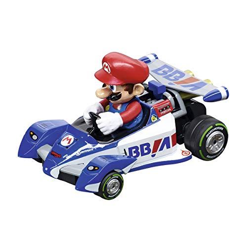 GAMES & TOYS CARRERA 17315 Nintendo Pull Speed Kart 8 Circuit Special Mario Car Box - Juego de Cartas Importado de Alemania