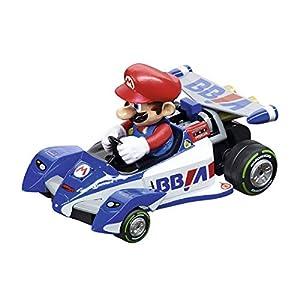 GAMES & TOYS|CARRERA 17315 Nintendo Pull Speed Kart 8 Circuit Special Mario Car Box - Juego de Cartas Importado de Alemania