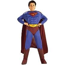 Rubies - Disfraz de Superman para niño (3 años)