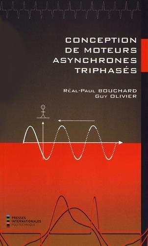 Conception de moteurs asynchrones triphasés