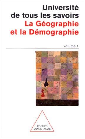 Utls, numéro 1 : La Géographie et la Démographie