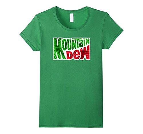 womens-mountain-dew-t-shirt-soft-touch-style-31337-medium-grass
