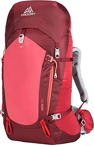 Gregory – Jade 33 Woman, Couleur Ruby Red, Taille 33 liters-m