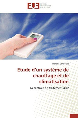 Etude d un système de chauffage et de climatisation