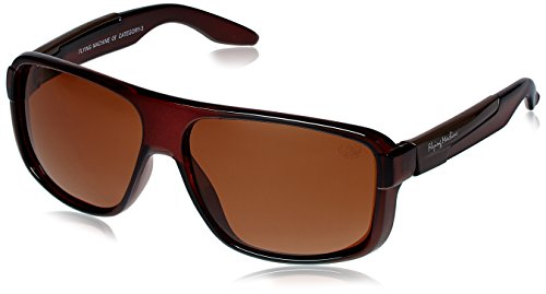 Flying Machine Aviator Sunglasses (Brown) (FMS-023|103|Free Size)  available at amazon for Rs.697