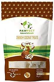 Pawfect Treats Pawfect Crunchy Coconut Dog Treats - Natural Freeze Dried Dog Treats