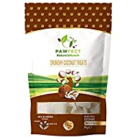 Pawfect Treats Pawfect Crunchy Coconut Dog Treats - Natural Freeze Dried Dog Treats