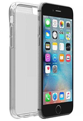 OtterBox 77-53524 clearly Protected Skin, Extra Slim Silikon Schutzhülle für Apple iPhone 6/6s, transparent (Skin Otterbox-case Iphone 6)