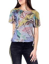 b226a9d769002f Desigual T-Shirt Femme TS Minerva 19SWTKB4