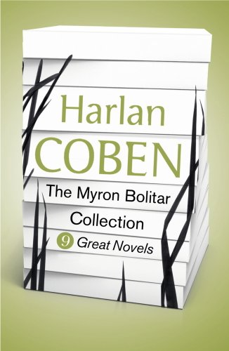Harlan Coben - The Myron Bolitar Collection (ebook): 9 Great ...