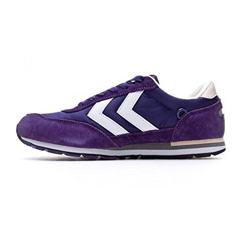 Hummel Women's Reflex Low Trainers Purple Size: 5