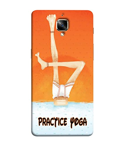 PrintVisa Designer Back Case Cover for One Plus 3T (Dhoti Water Beads...