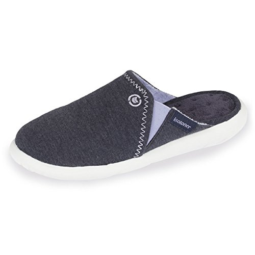 Isotoner Chaussons Mules Femme Ultra légers
