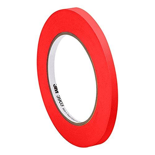 tapecase-3-m-3903240-en-x-50yd-rojo-vinilo-adhesivo-de-caucho-de-convertir-de-3-m-cinta-americana-de