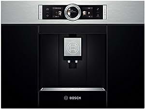 bosch ctl636es1 einbau kaffee vollautomat edelstahl. Black Bedroom Furniture Sets. Home Design Ideas