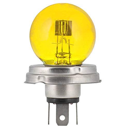 12V 45/40W P45T R2 GELB GLÜHBIRNE GLÜHLAMPE AUTO MOTORRAD BIRNE SCHEINWERFER BELEUCHTUNG LAMPE LICHT VINTAGE OLDTIMER
