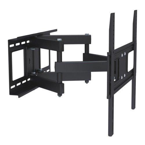 HALTERUNGSPROFI Wandhalterung Superflach Neigbar Schwenkbar für 40 42 46 47 50 55 Zoll VESA optimal für LCD und LED Fernseher von Panasonic, Sony, Samsung, LG und Toshiba HALTERUNGSPROFI ALX3S (Uhd-tv Lg 55)