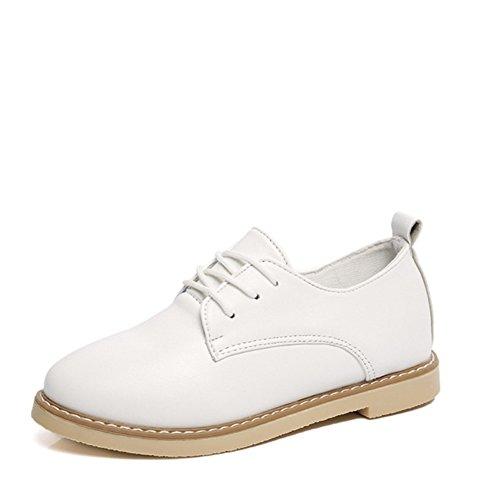 Vent école talons chaussures d'Angleterre/ chaussures vintage de printemps et d'automne A