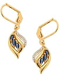 Bijoux pour tous - Boucles d'oreilles Femme - Laiton Oxyde de Zirconium - 1200438