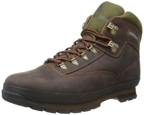 Timberland Euro, Men's Hiker Boots, Brown, 9 UK (43.5 EU)
