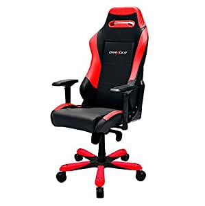 DX Racer Iron IS11 Sitz Gaming rot