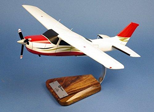 Cessna 210 Centurion - maquette de collection décoration peinte main