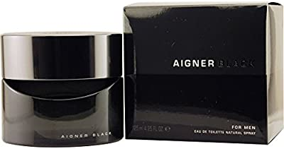 Aigner Negro Agua de colonia Spray de 125 ml