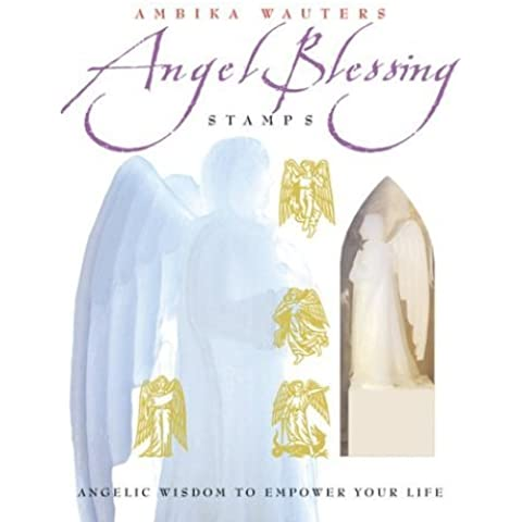 Angel Blessing Stamps [With GuidebookWith Stamps & Statuette with Stamp Base] by Ambika Wauters (2004-05-01)