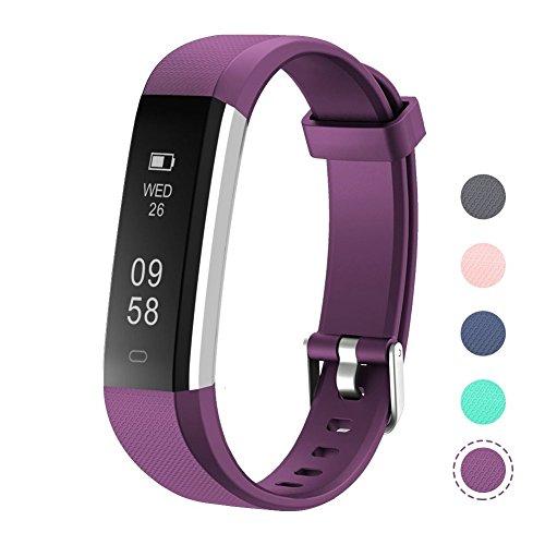 ETSCOM Fitness Tracker, Activity Tracker, IP67 Water Resistant Smart Bracelet as Step Counter, Sleep Monitor, Pedometer, Calorie Counter Watch for Kids Women Men
