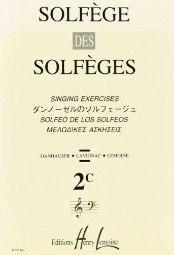 Solfège des Solfèges Volume 2C sans ac...