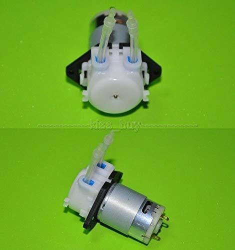 FidgetGear 12 V D1 DC Dosierpumpe Peristaltic Dosierkopf F Laborator-Labor Analysewasser