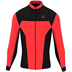 Deportes Hera Ropa ciclismo Maillot térmico Camiseta Térmica de ciclistas Maillot mangas largas-dehera
